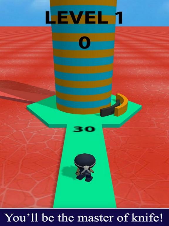 Challenge Ninja Throw screenshot 6
