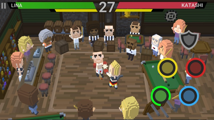 Square Fists - Boxing screenshot-4