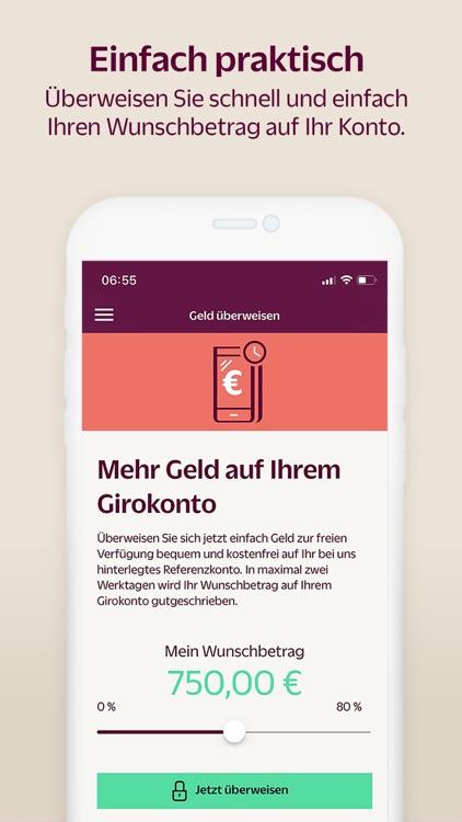 Hanseatic Bank Mobile screenshot-4
