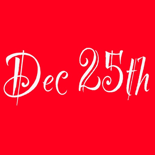 Countdown To Christmas HJ