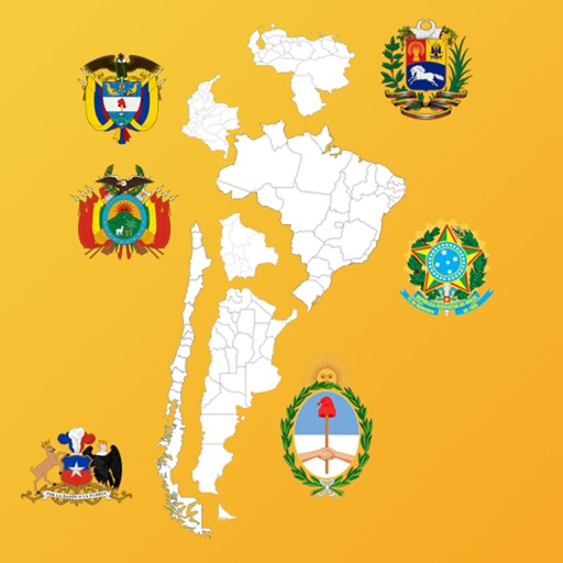 South America Country's States