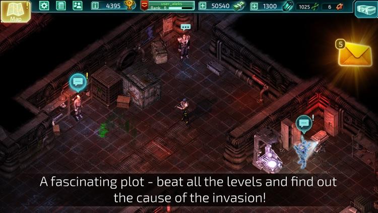 Alien Shooter 2 - The Legend screenshot-3