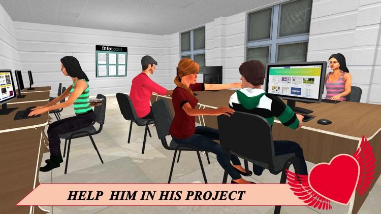 Virtual Girlfriend Dating Sim screenshot-4