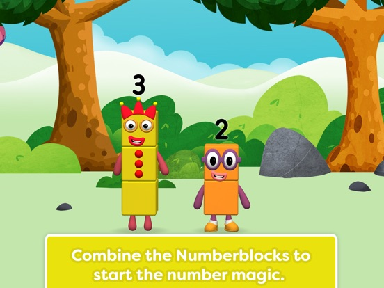 Numberblocks Hide and Seek screenshot #3
