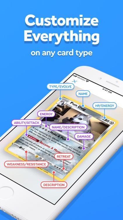 PokeArt - TCG Card Maker