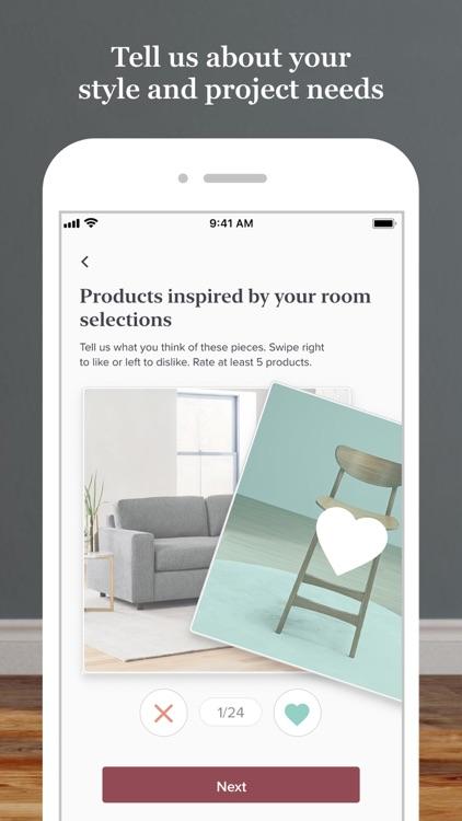 Modsy Interior Design screenshot-3