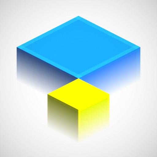 Isometric Squares - puzzle ²
