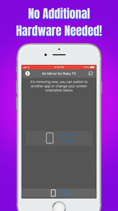 download Air Mirror for Roku TV apps 3
