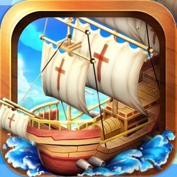 大航海风云-经典的海战策略游戏
