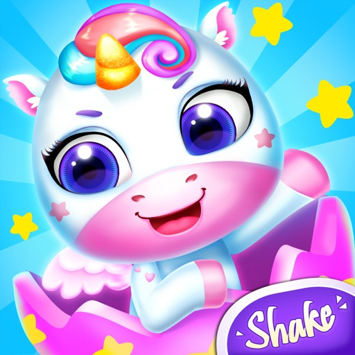 Girl Games: My Baby Unicorn