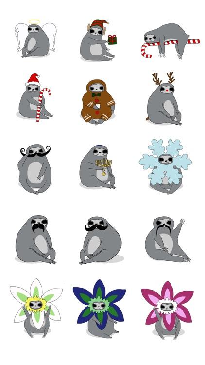 Sassy Sloths