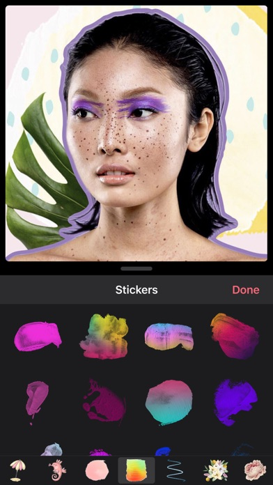 Bazaart Photo Editor & Design Screenshot