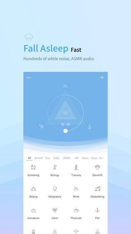 CoSleep: White noise