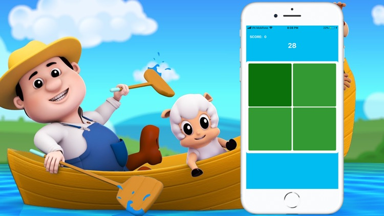 Toddler Games: puzzles Color