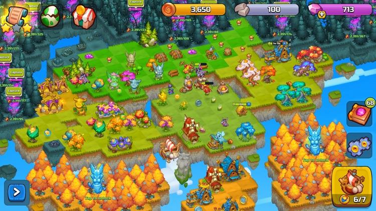 World Above: Merge games screenshot-5