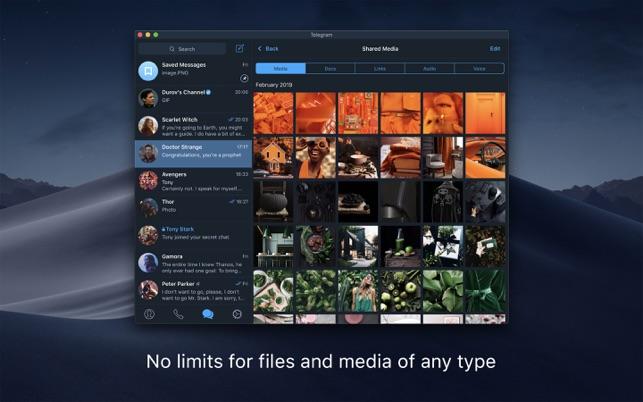 download telegram for macbook pro