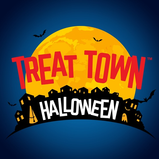 TREAT TOWN™ Halloween free software for iPhone and iPad