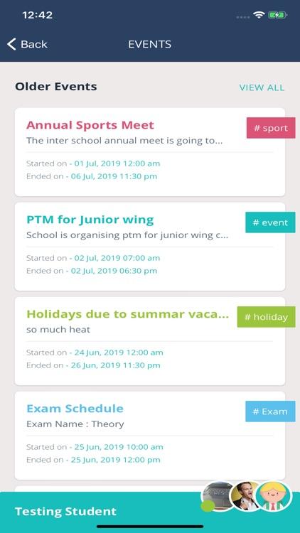 Disha International-Parent App screenshot-3