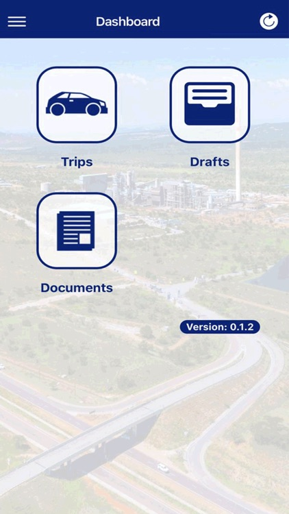 Anglo American Road Travel App