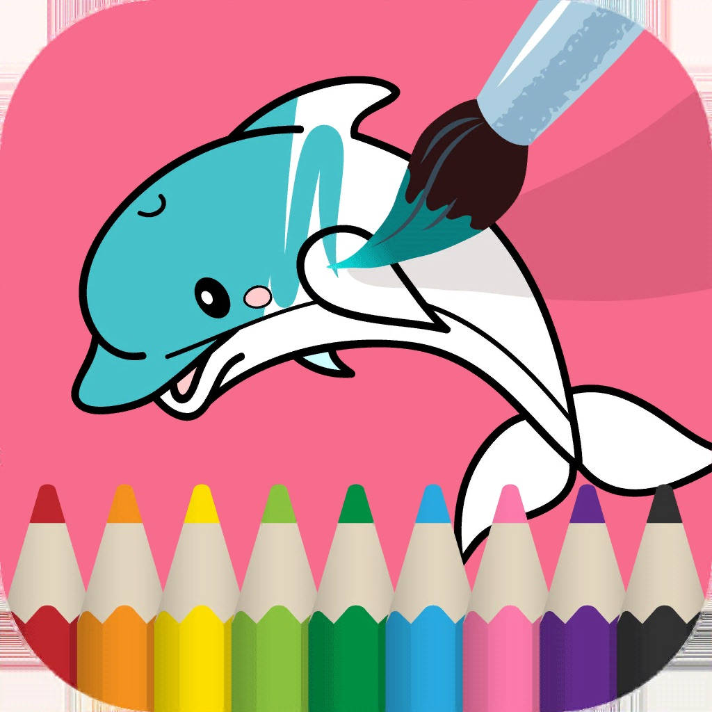 Animal coloring book & drawing hack