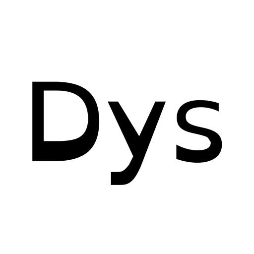 OpenDyslexic dyslexia font aid