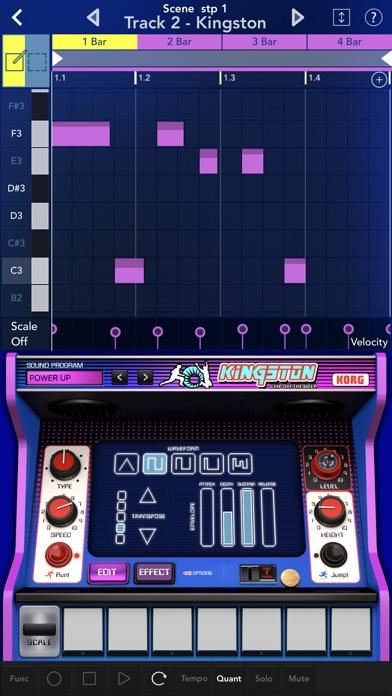 Screenshot #7 for KORG Gadget 2