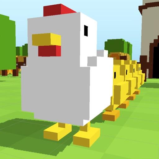 Crossy Chicken Road Games