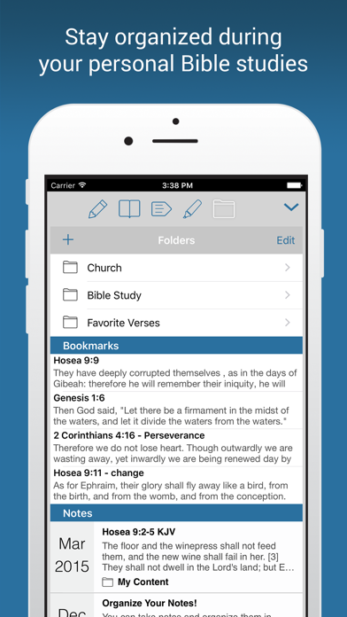 NIV Bible by Tecarta, Inc  (iOS, United States) - SearchMan App Data