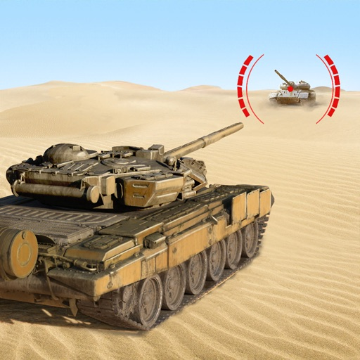 War Machines: 3D Tank Game