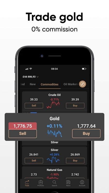 Capital.com: Trading & Finance screenshot-6