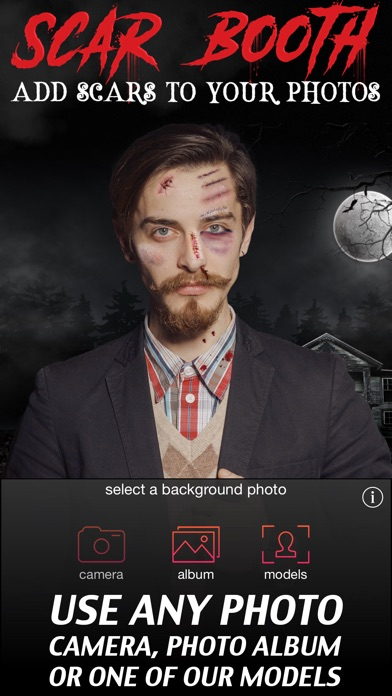 Scar Booth app image