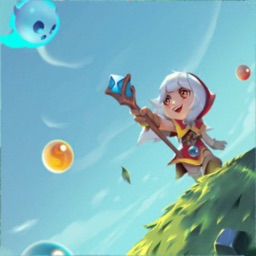 Bubble Shooter: Witch Story