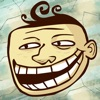 Troll Face Quest Unlucky - iPhoneアプリ