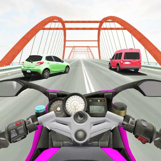 Turbo Racing 3D: Moto Rally