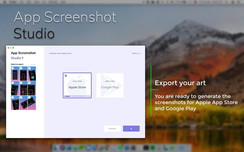 App Screenshot Studio