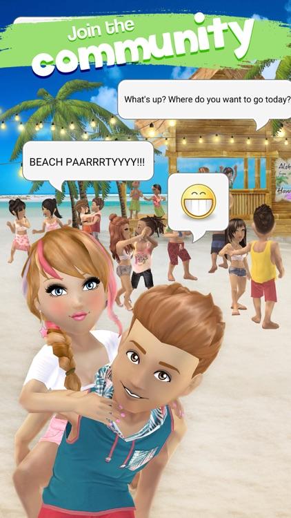 Club Cooee - 3D Avatar Chat screenshot-0