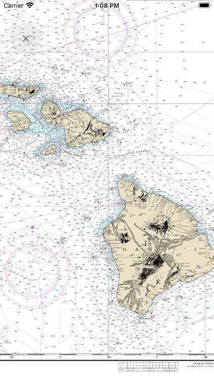 NOAA Nautical Charts & Map screenshot-7