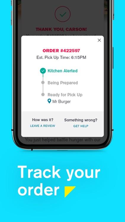 FanFood App screenshot-4