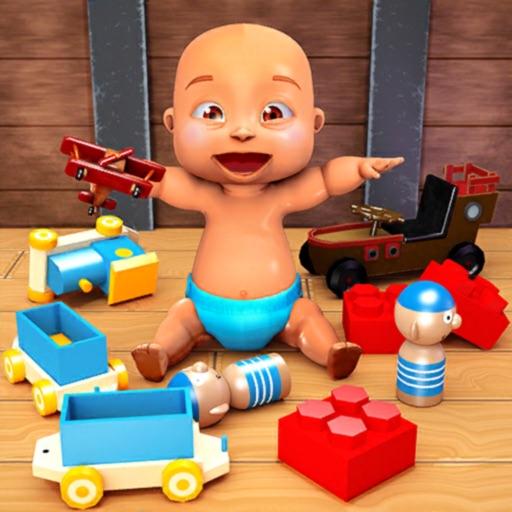 Virtual Naughty Baby Simulator