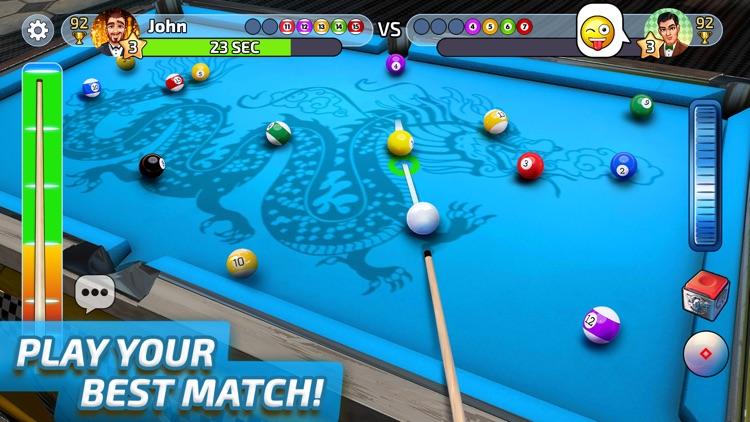Pool Clash: new 8 ball game screenshot-3