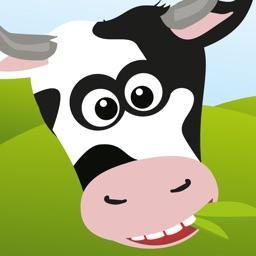 Heyduda! The cow says moo