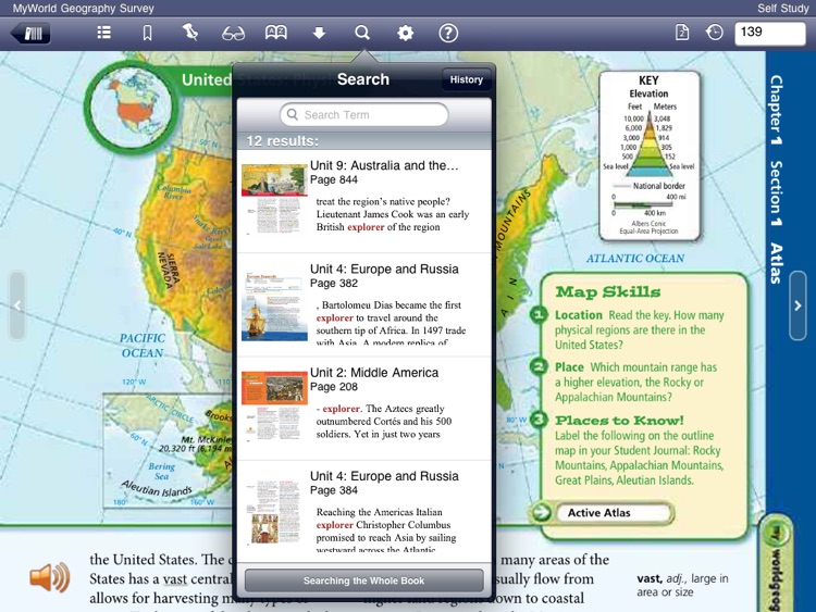 Pearson eText for Schools screenshot-4