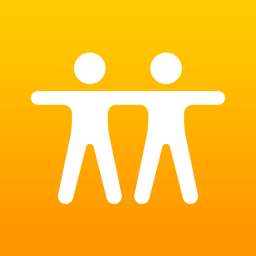 Ícone do app Buscar meus amigos