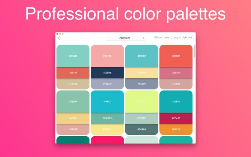 Color Wheel Screenshots