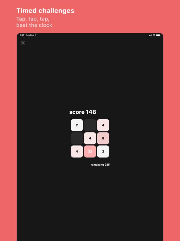 SquaRED - Number Sliding Screenshots