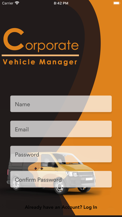 Corporate Vehicle Manager screenshot #3