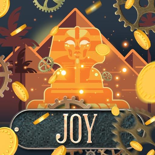 JoyCoinEgypt - Pharaohs gold