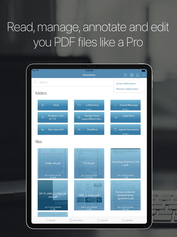 PDF Reader Pro Edition® Screenshot 3