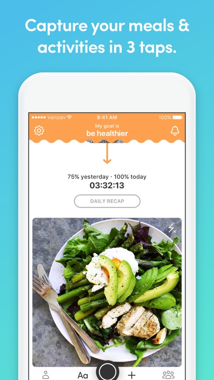 YouAte: Mindful Food Journal screenshot-0