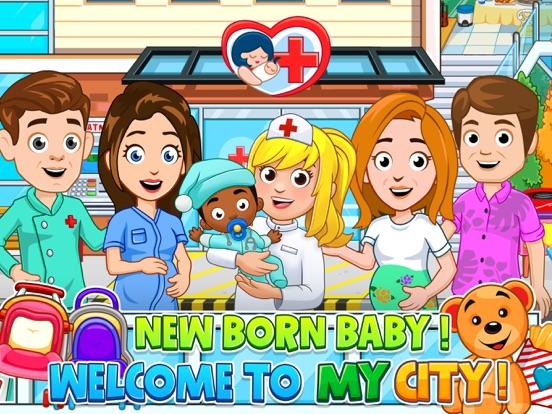 My City : Newborn Baby screenshot 7